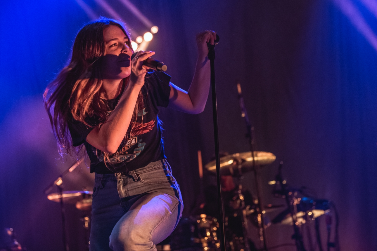 Maggie Rogers plays her biggest UK headline show to date at Brixton's O2 Academy