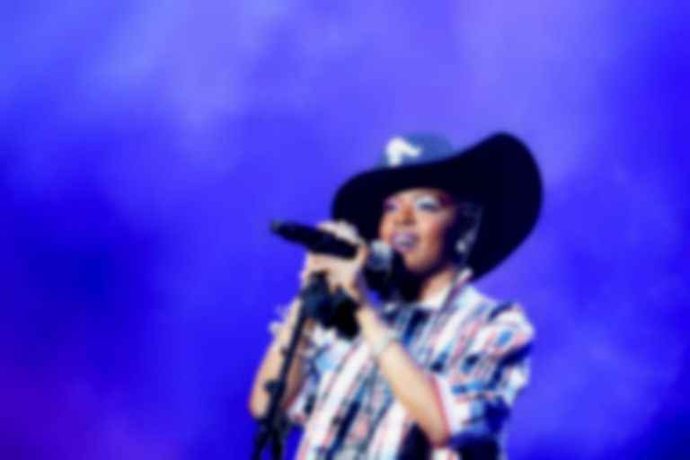 "Ms. Lauryn Hill drops new Queen & Slim track ""Guarding The Gates"""