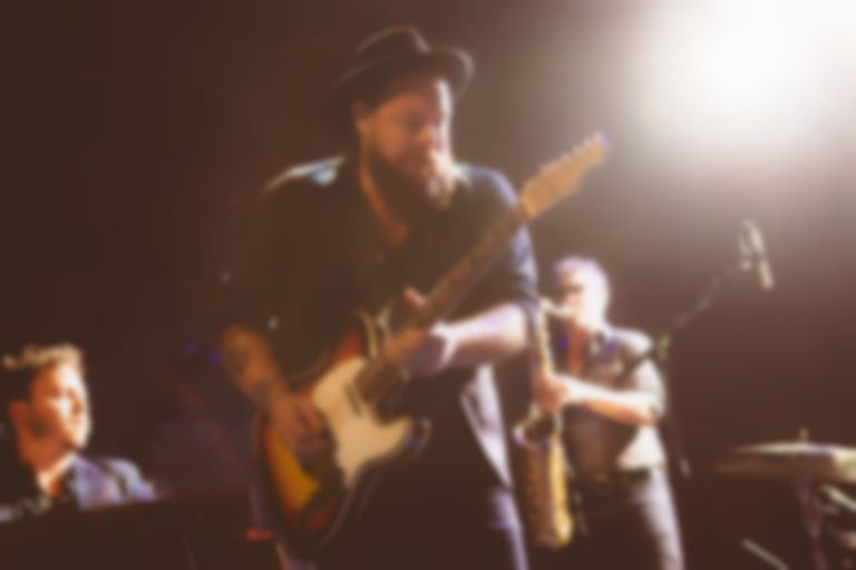 Nathaniel Rateliff & The Night Sweats celebrate St Patrick's Day in Dublin
