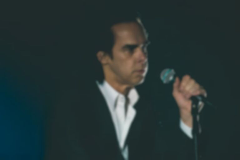 "Nick Cave tells crowd in Melbourne that a new album is ""really nearly finished"""