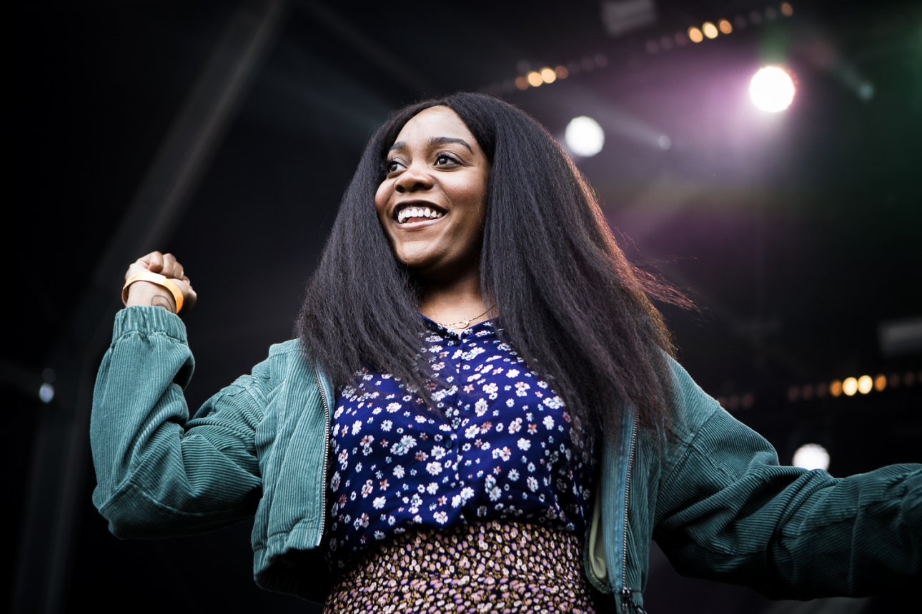 """Noname forms new group Ghetto Sage with Saba and Smino and shares debut track """"Häagen Dazs"""""""