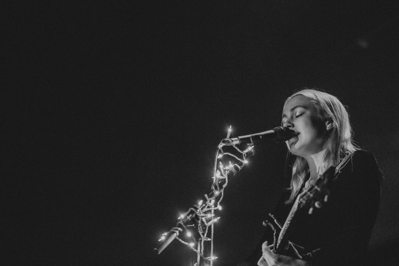 Phoebe Bridgers, Brandi Carlile, and Jason Isbell performed at Mavis Staples' 80th birthday party