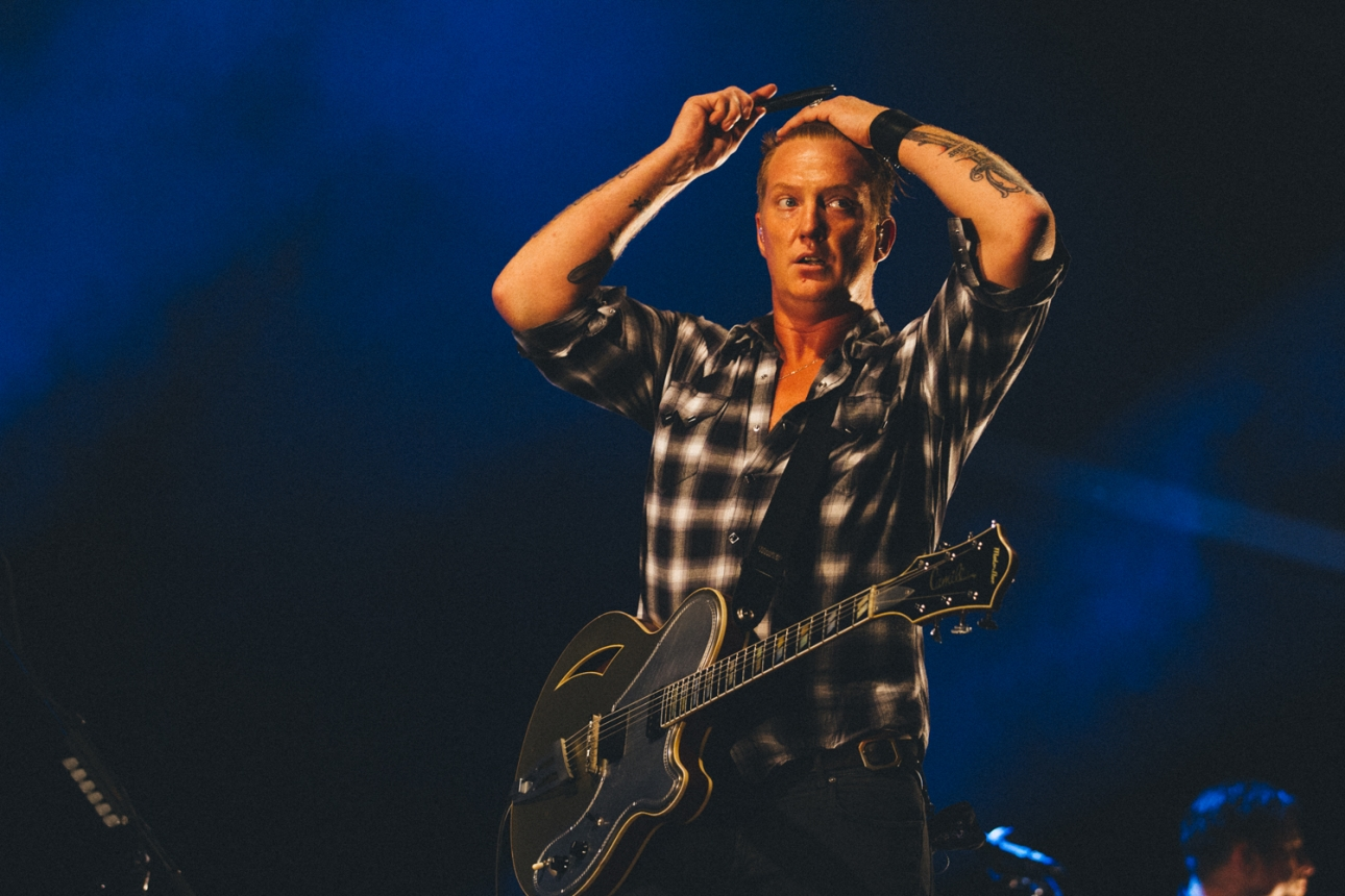 Queens Of The Stone Age's Josh Homme to release new Desert Sessions next month