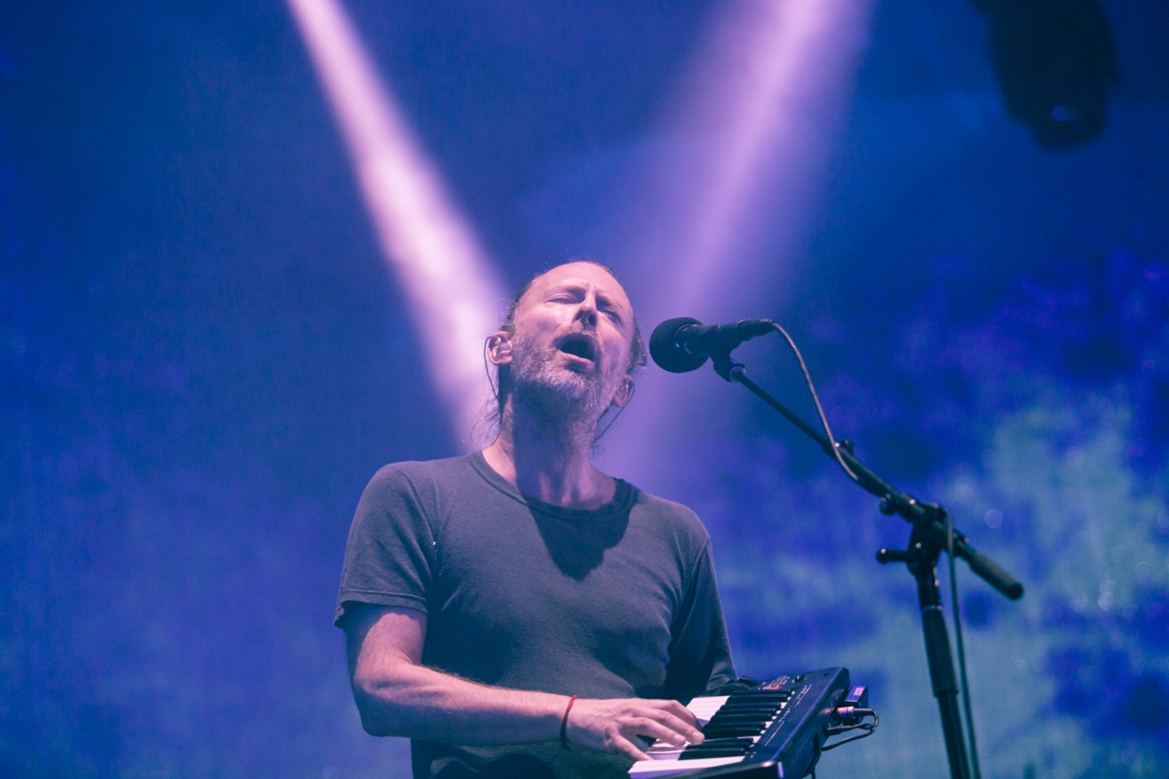 It seems Thom Yorke has been teasing his new solo project