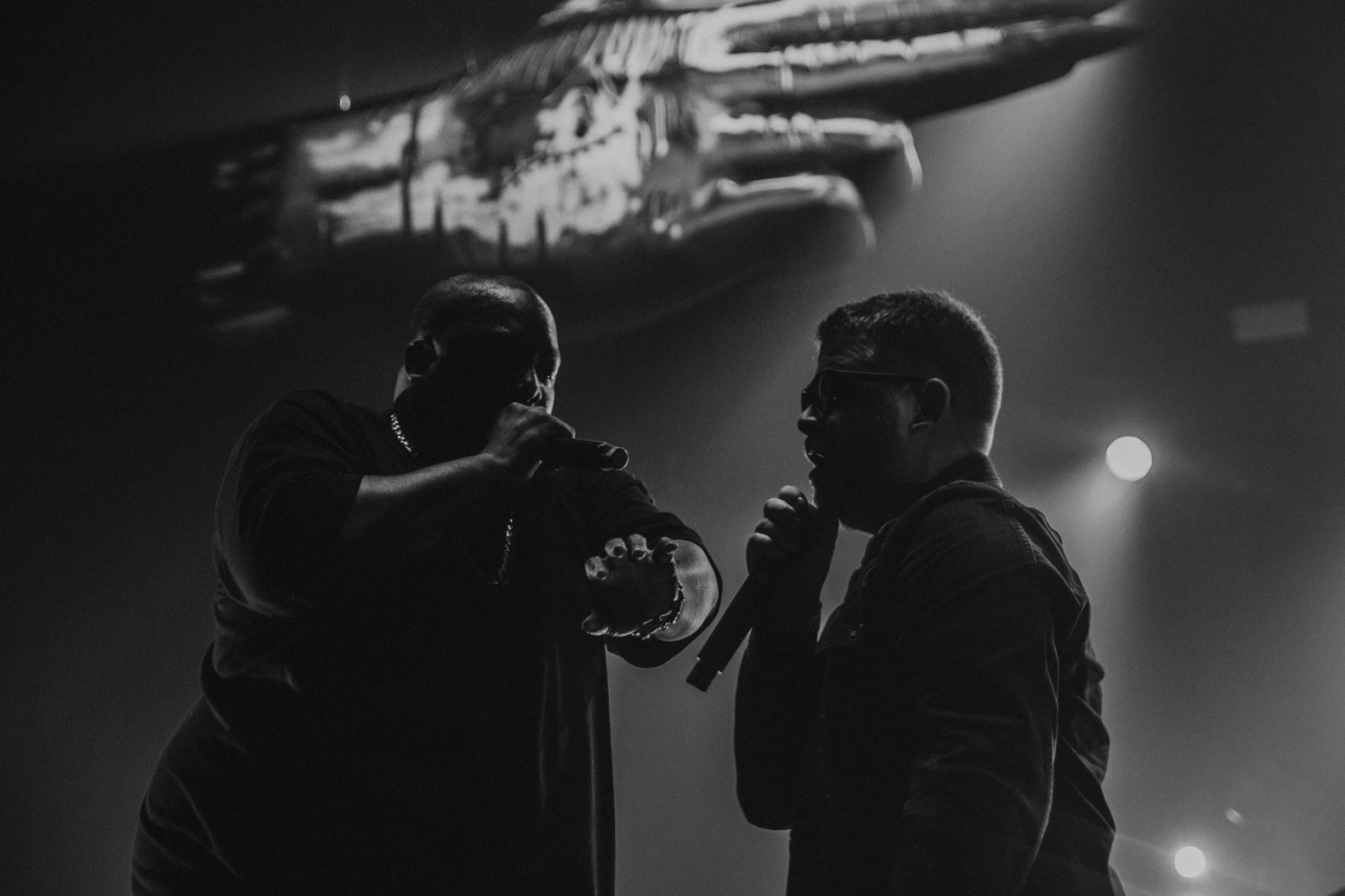 """El-P gives Run The Jewels 4 update, says """"it's not even close to done"""""""
