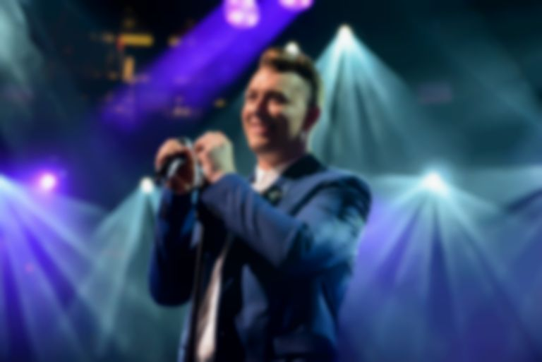 Sam Smith - iTunes Festival @ The Roundhouse, London 09/09/14