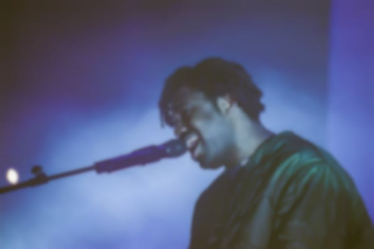 Majestic contrast: Sampha live in London