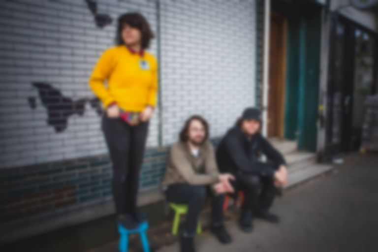 "Screaming Females announce singles compilation with new offering ""Let Me In"""