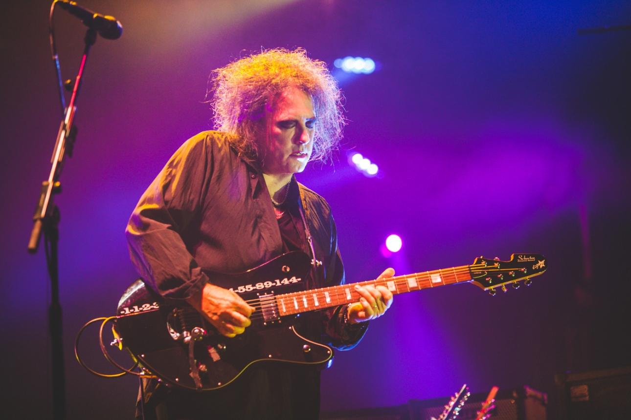 The Cure's Robert Smith says new album is nearly ready to be mixed
