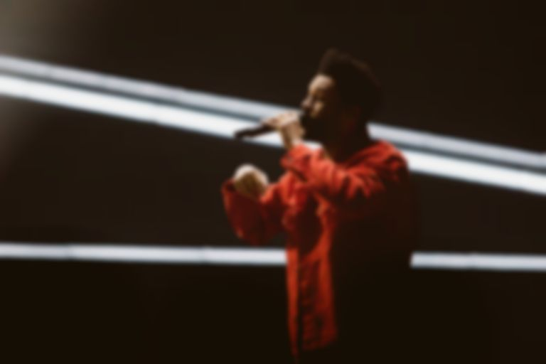 The Weeknd might be dropping a new song this week