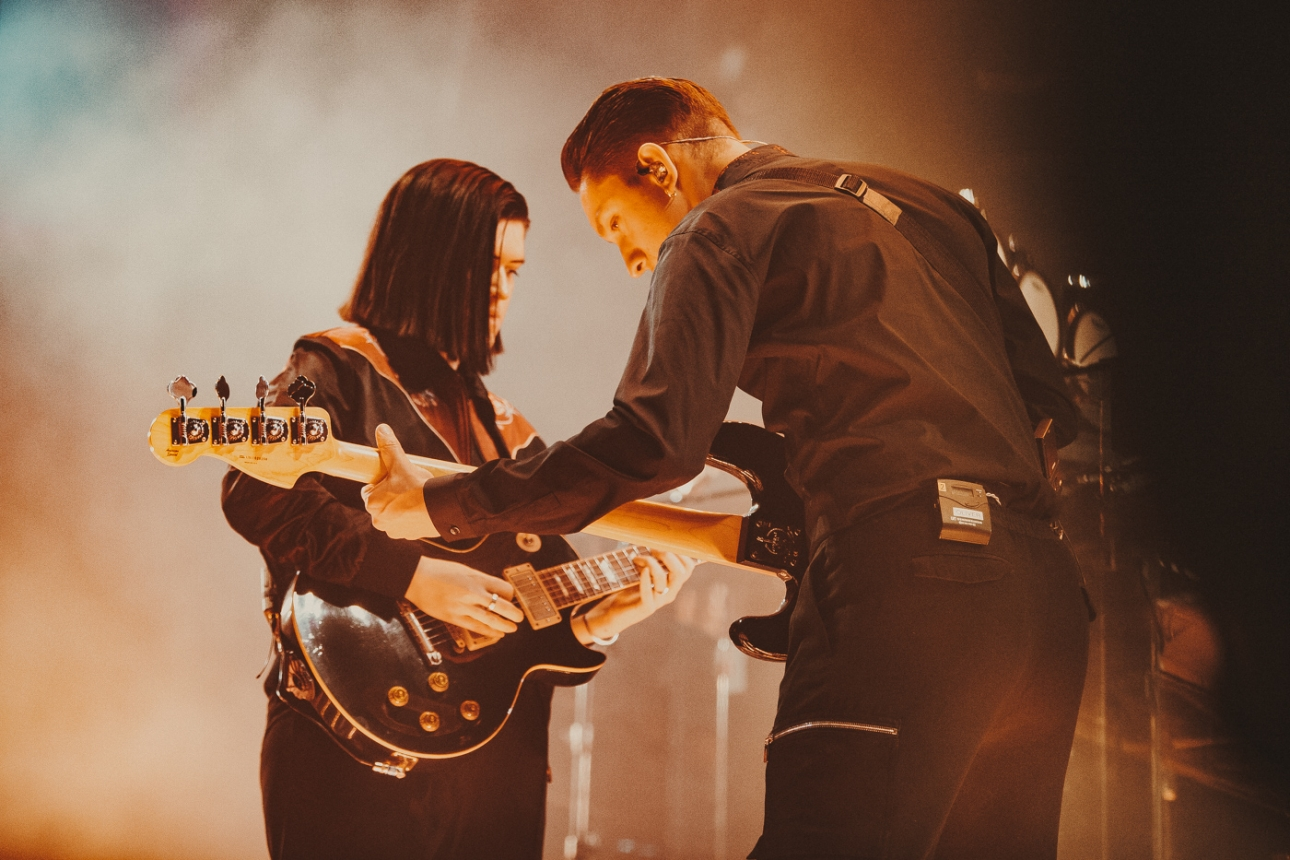 The xx are still in the early stages of their next record