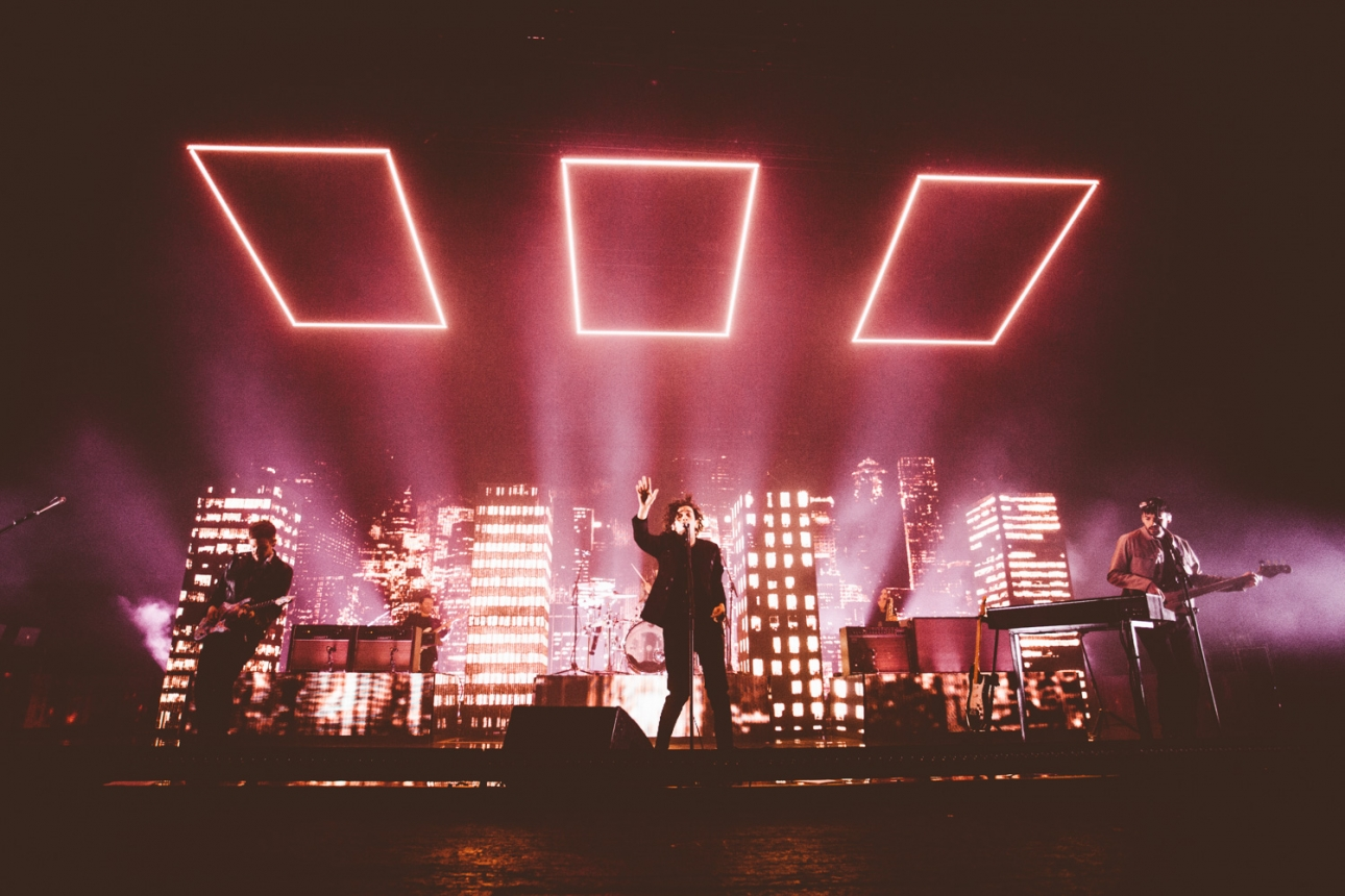 Jason London Photos of The 1975 at ...