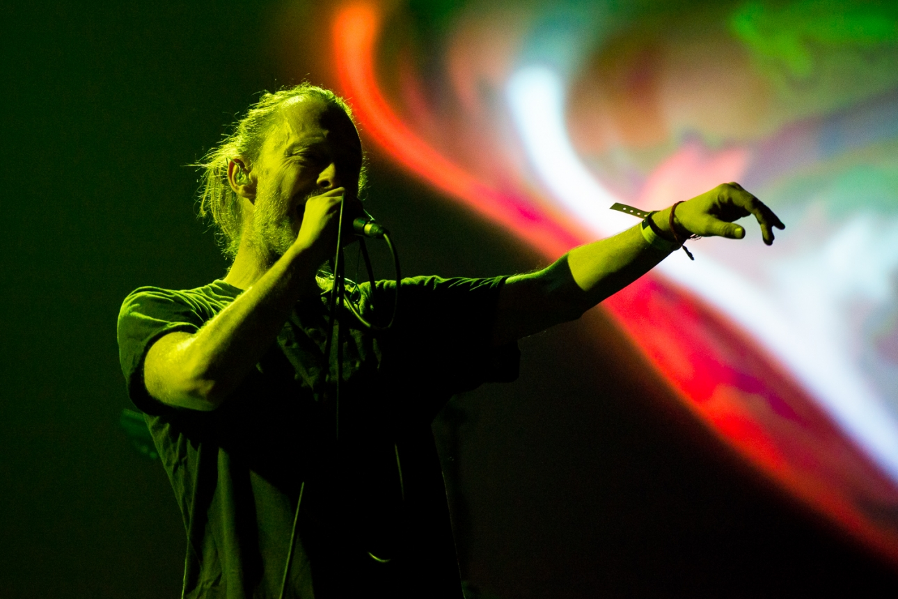 "Thom Yorke unveils new song ""Daily Battles"" featuring Red Hot Chili Peppers' Flea"