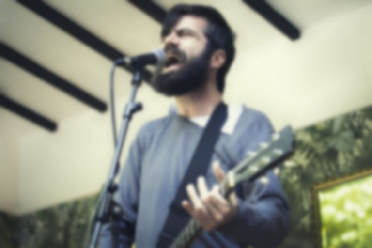 Titus Andronicus electrify St. Pancras Old Church, Live in London