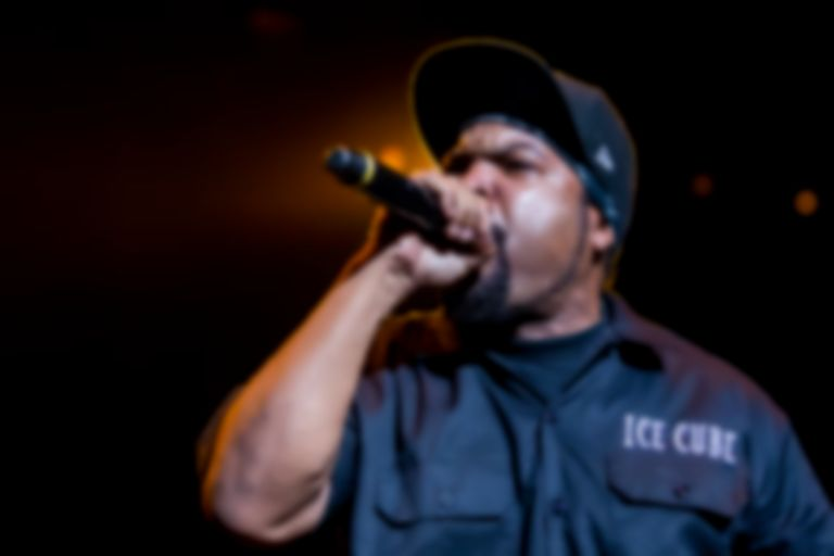 "Ice Cube digs at Donald Trump on new track ""Arrest The President"""