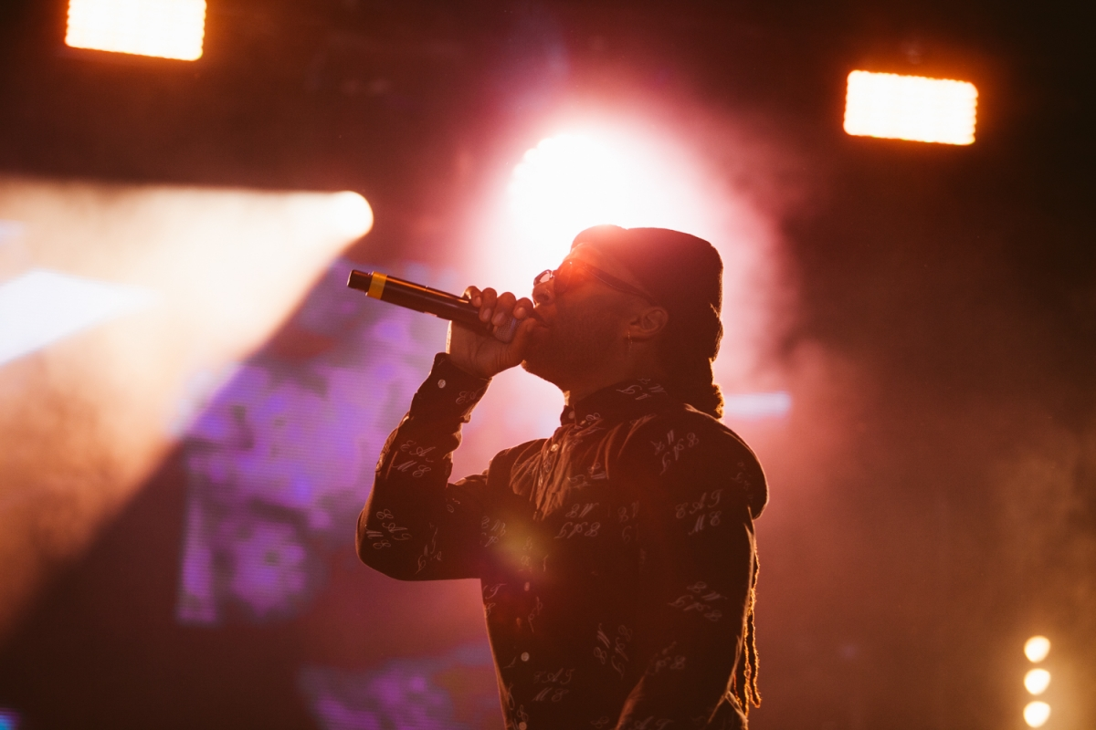 """Ty Dolla $ign shares clip of him covering Nirvana's """"Smells Like Teen Spirit"""""""