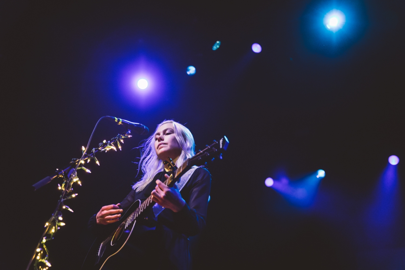 "Phoebe Bridgers delivers delicate cover of The Cure's ""Friday I'm In Love"""