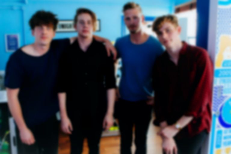 "Circa Waves reveal new single ""Something Like You"" in aid of War Child UK"