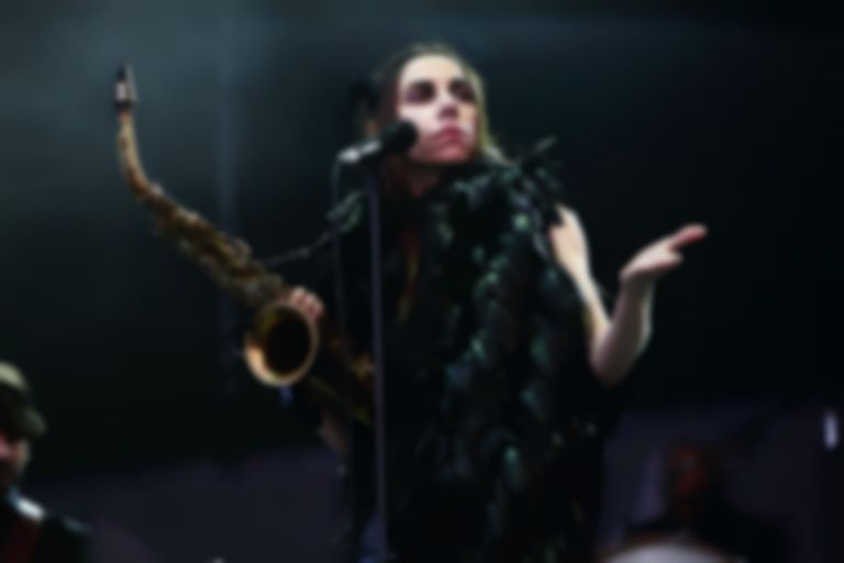 "PJ Harvey reveals new track ""A Dog Called Money"" ahead of AA-side single"
