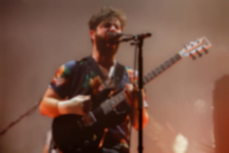 "Foals unveil hand-washing PSA lyric video for ""Wash Off"""