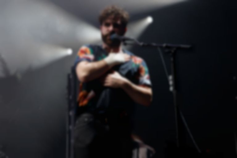 Foals tease new material at sold-out Alexandra Palace