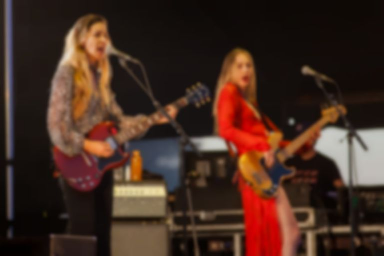 HAIM officially release dazzling Shania Twain cover