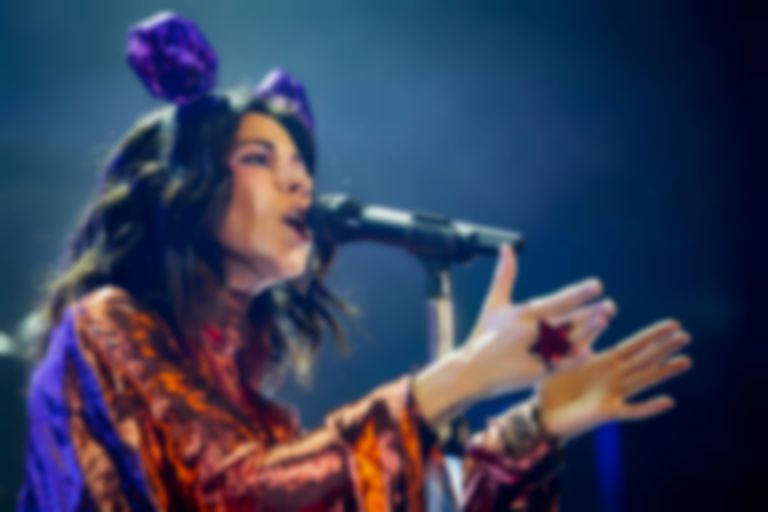 Marina Diamandis shares snippet of new song on socials