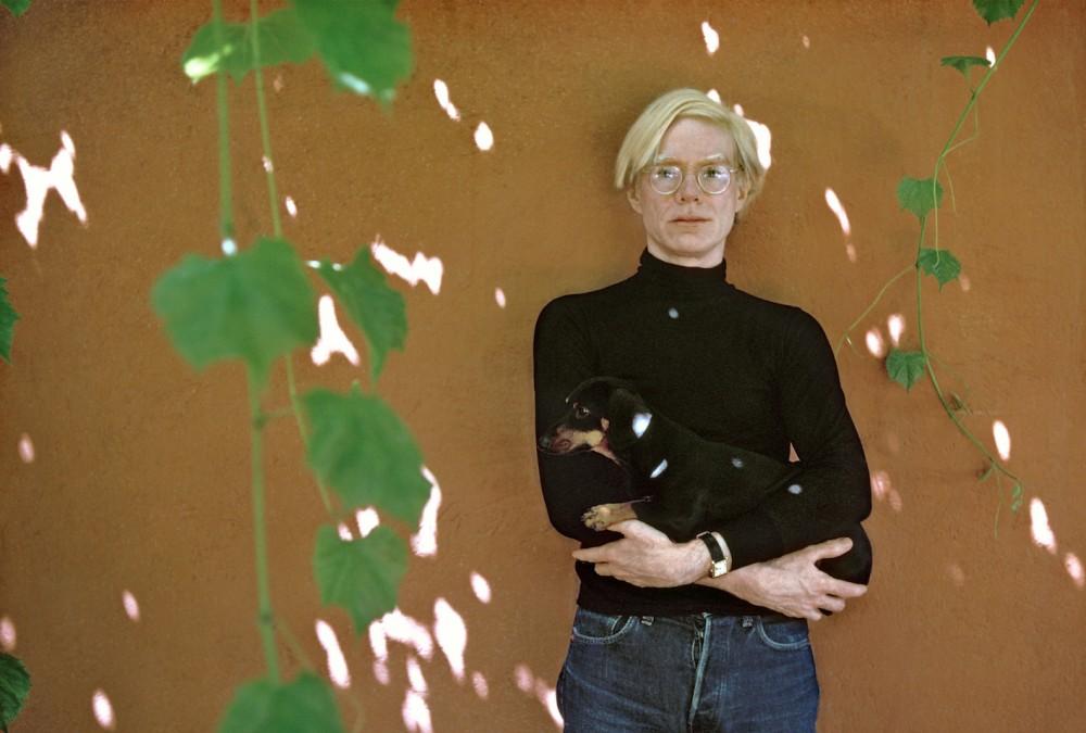Andy Warhol - geëmbed van thelineofbestfit