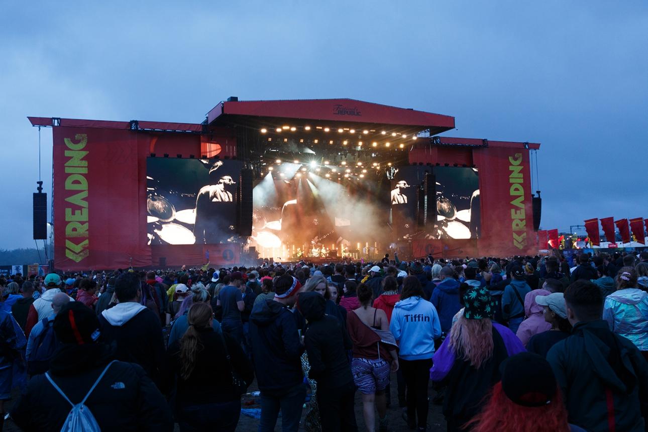 Live Nation продала 170 000 билетов на фестивали в Великобритании за три дня после объявления дорожной карты восстановления