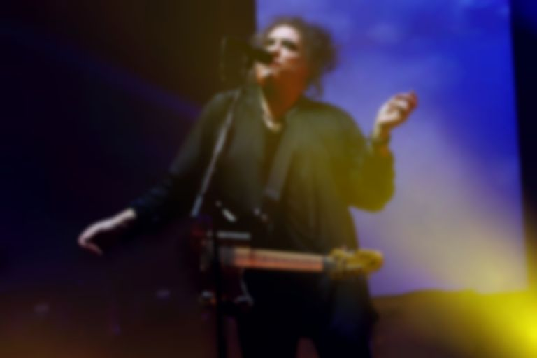 The Cure have finished their first new album in 10 years