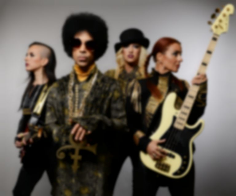 "Prince shares new track ""Baltimore"""
