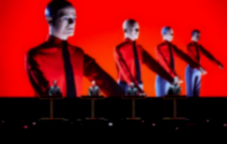 Kraftwerk to play 50th anniversary All Points East show with Kim Gordon, Iggy Pop, and more