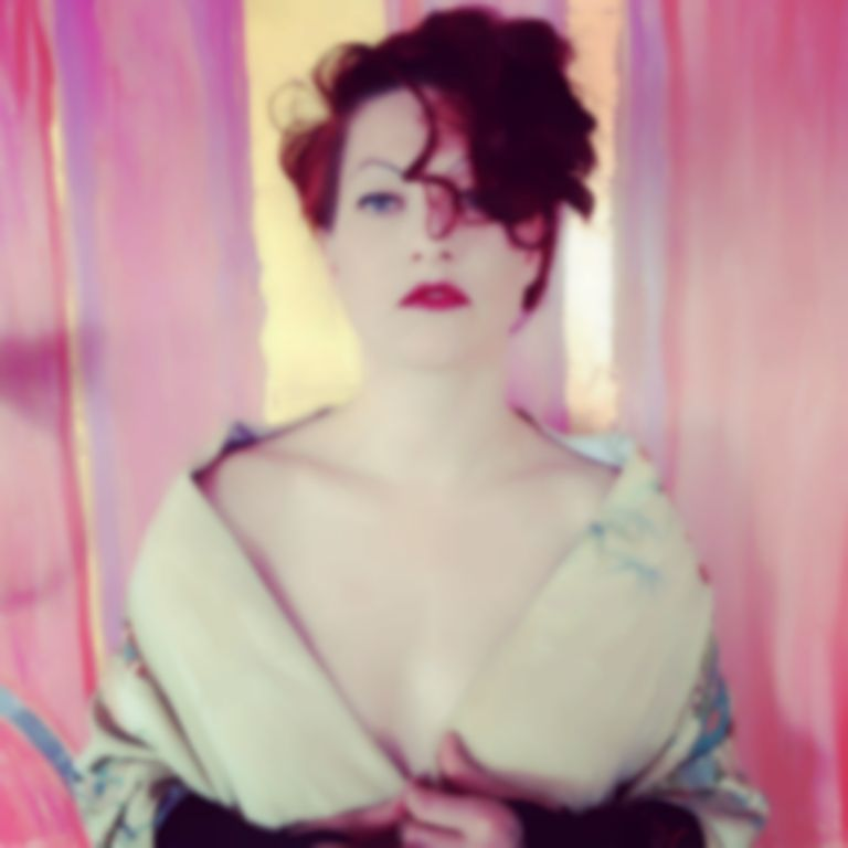 Listen to Amanda Palmer's taboo-busting appearance on Talk The Line