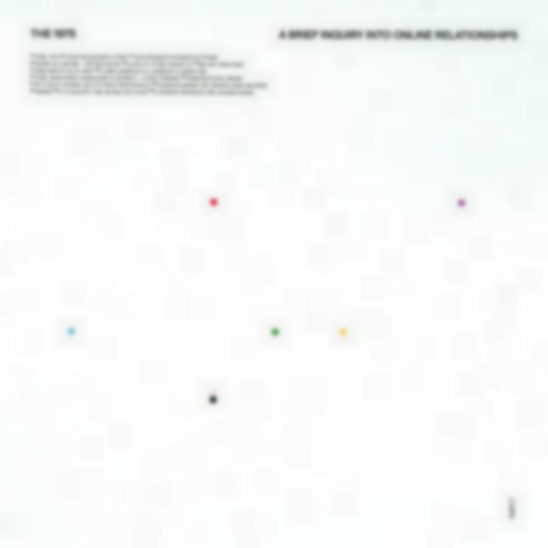 <em>A Brief Inquiry into Online Relationships</em> by The 1975