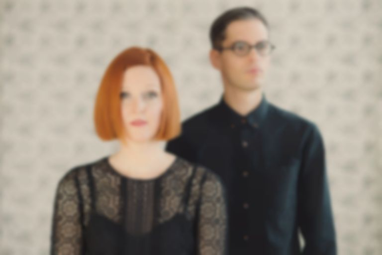 "Mint Julep uncover glimmering synthpop jewel ""Slow Spiral"""