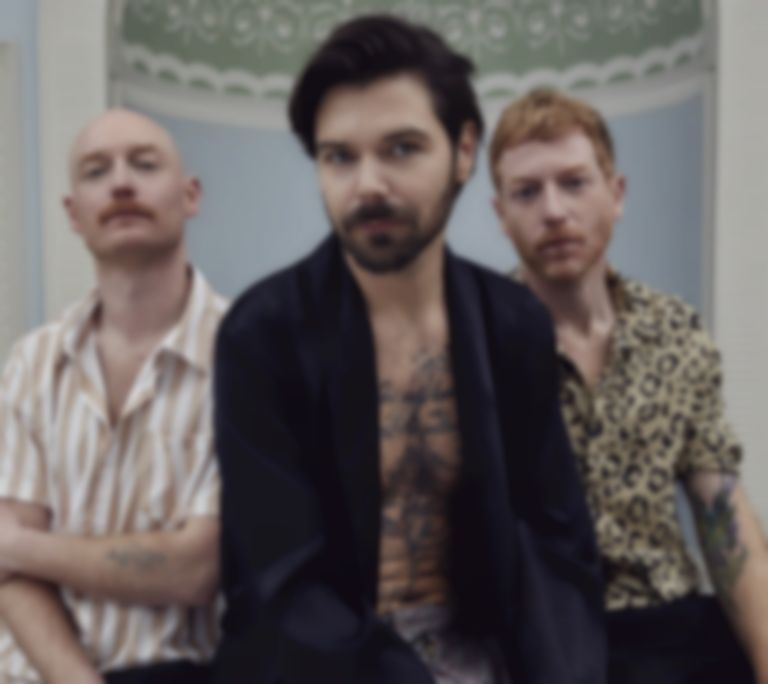 "Biffy Clyro return with new rock anthem ""Tiny Indoor Fireworks"""