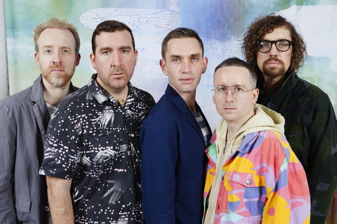 "Hot Chip reveal tender new cut ""Melody of Love"""