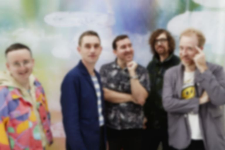 "Hot Chip release cover of Velvet Underground's ""Candy Says"""