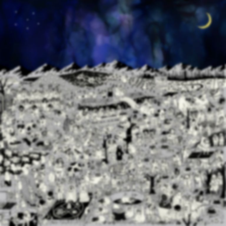 <em>Pure Comedy</em> by Father John Misty