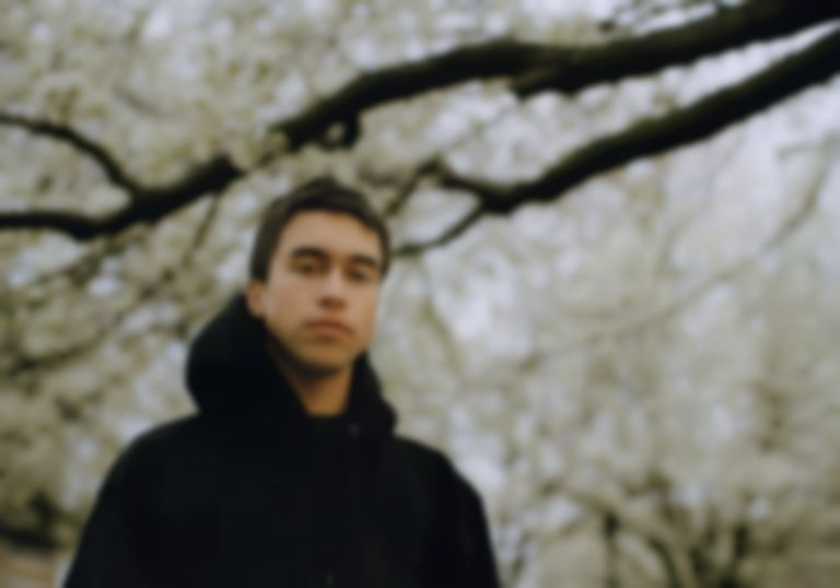 "(Sandy) Alex G has shared a fuzzy new number called ""Fay"""