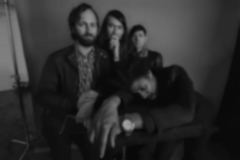 "Algiers unveil brooding new single ""We Can't Be Found"""
