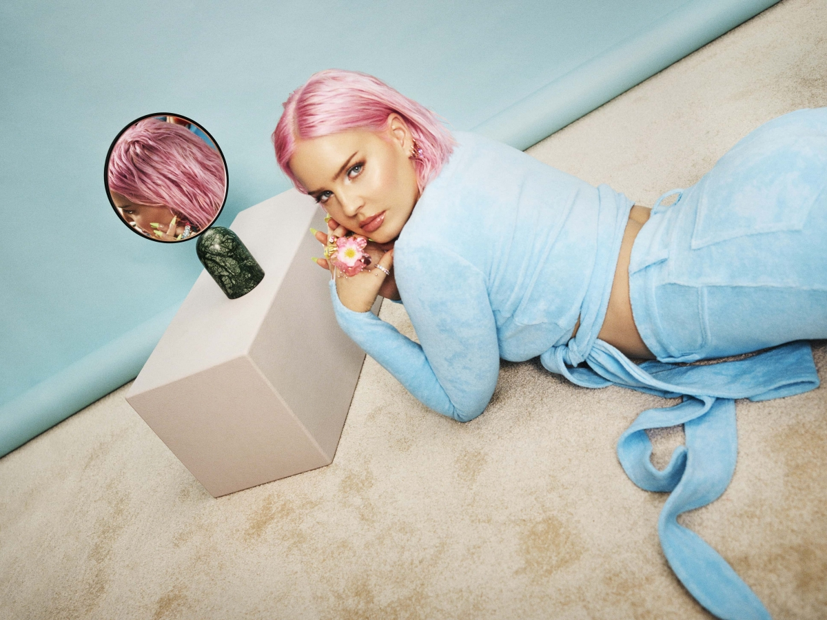 How Anne-Marie finally learned to love herself