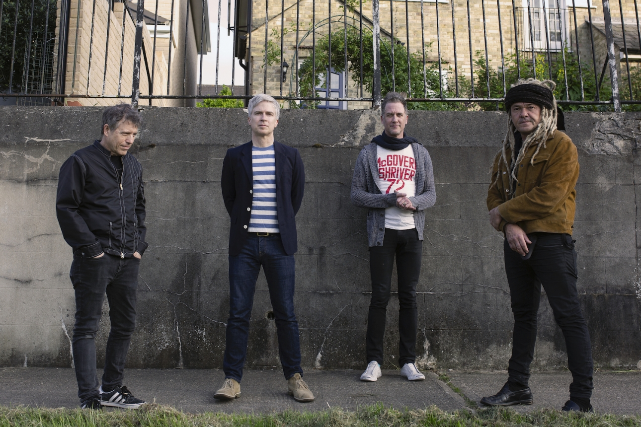 """Nada Surf unveil tender new track """"Looking For You"""""""
