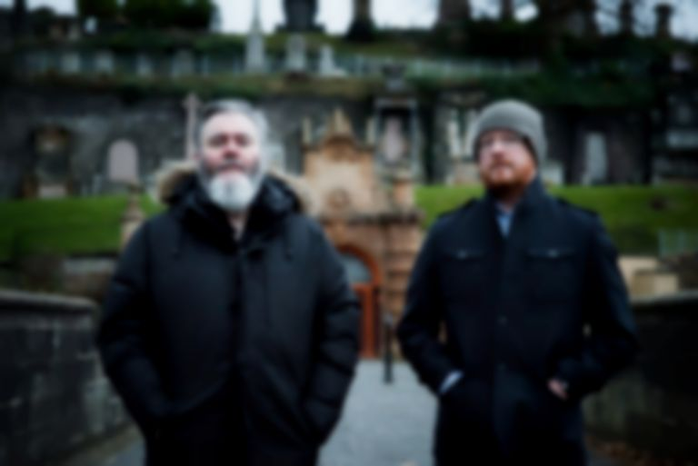 "Arab Strap announce first album in 16 years with lead cut ""Compersion Pt. 1"""