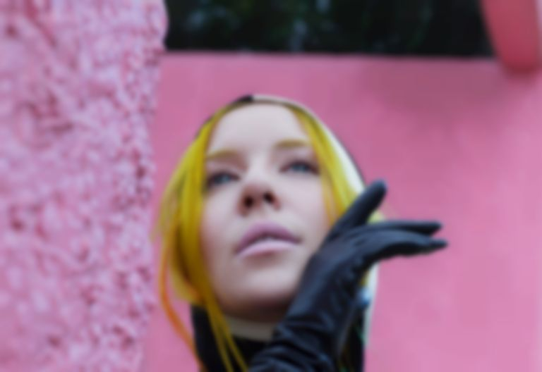 Austra looks to the distant future