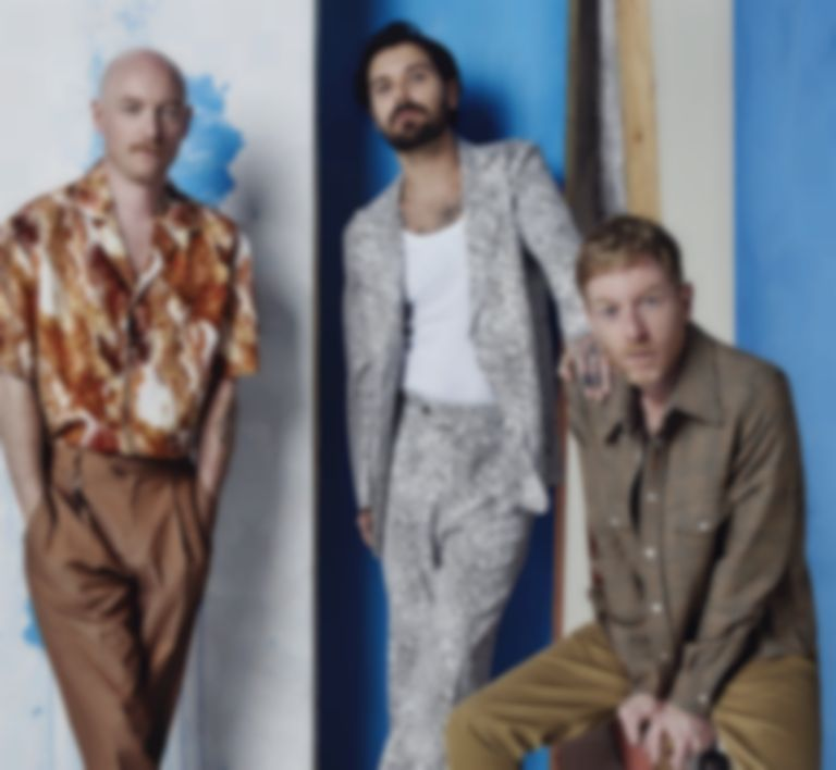 "Biffy Clyro unveil new single ""Instant History"""