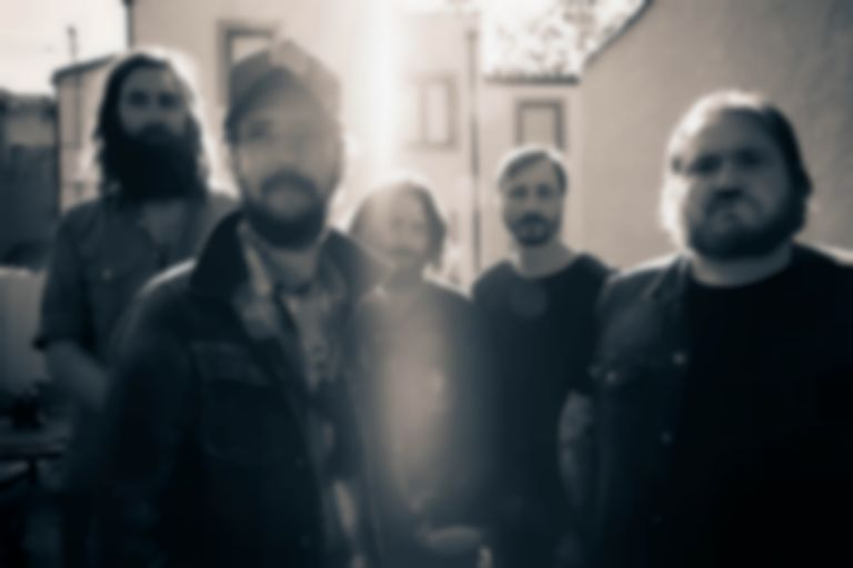Band of Horses: Friends, Family, and Life On The Road