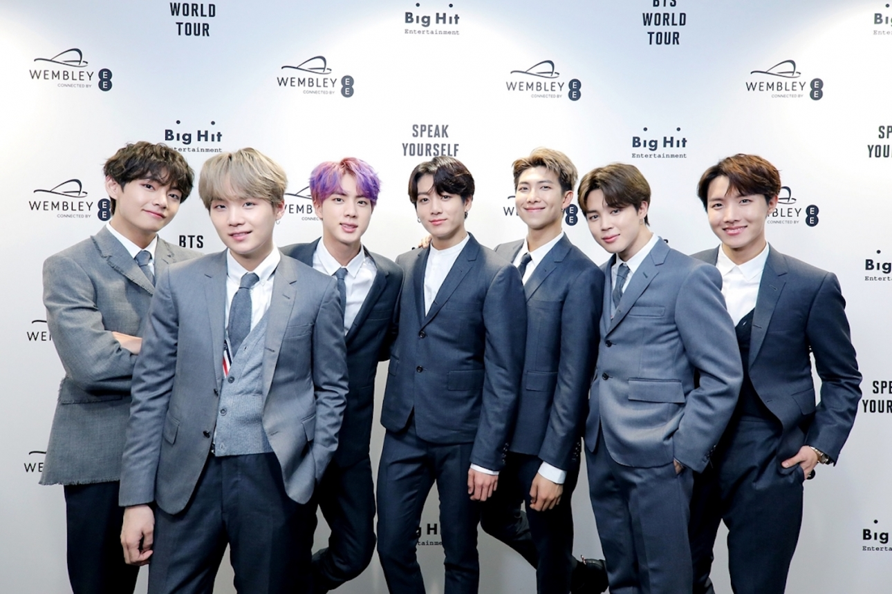 "BTS recruit Lauv for new version of ""Make It Right"""