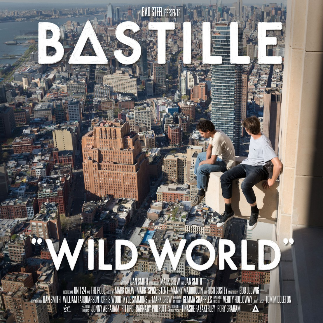 Bastille Wild World Album Artwork