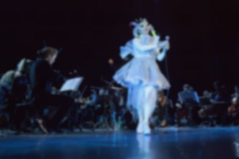 Tugging on the heartstrings: Bjork live in London